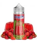 Jelly Strawberry 100ml - Kingston E-liquids