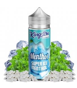 Super Ice Menthol 100ml - Kingston E-liquids