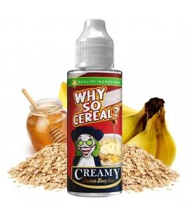 Creamy Banana Honey Oats 100ml - Why So Cereal?