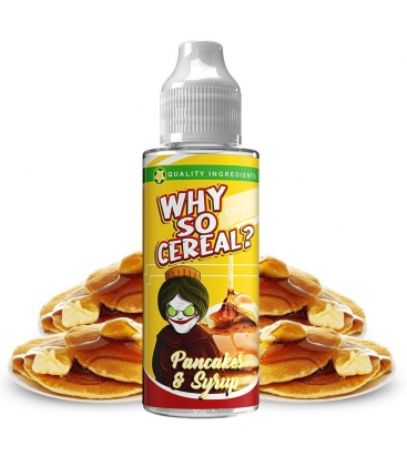 Pancake Syrup 100ml - Why So Cereal?