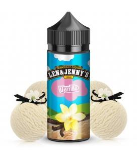 Vanilla 100ml - Len & Jenny's