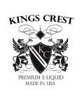 SALES KINGS CREST