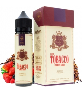 Berries Tobacco 50ml - Ossem